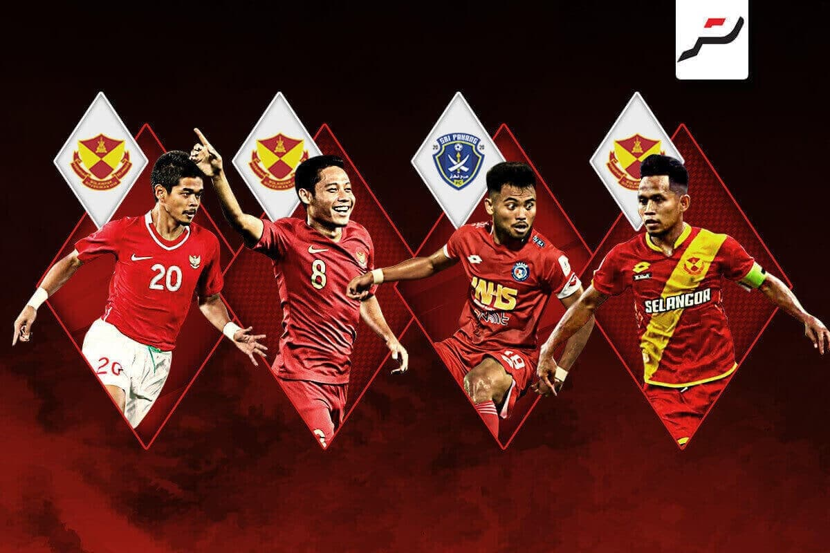 10 Pemain Terbaik Indonesia di Liga Malaysia