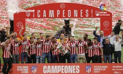 6 Pemain Kunci Atletico Madrid Raih Gelar La Liga 2020-2021