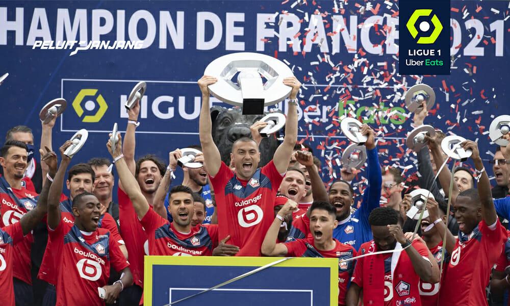 7 Faktor Penting Sehingga Lille Bisa Juara Ligue 1 Musim 2020-2021