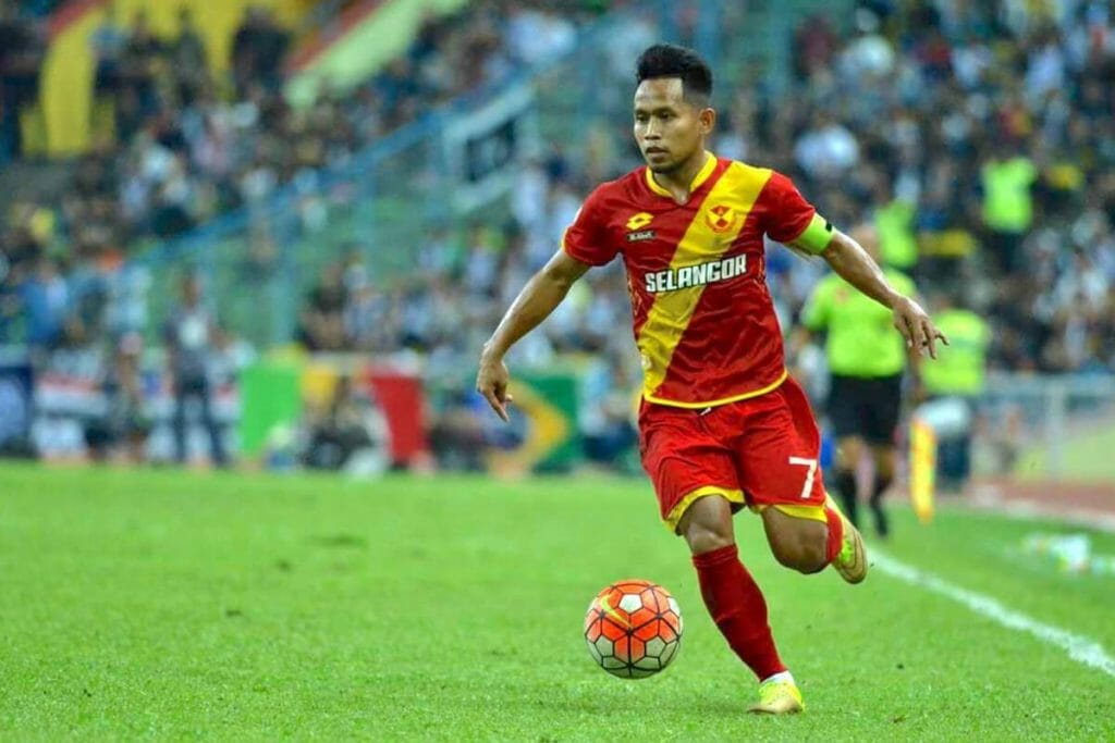 Andik Vermansah 10 Pemain Terbaik Indonesia di Liga Malaysia, bermain di Kedah FA