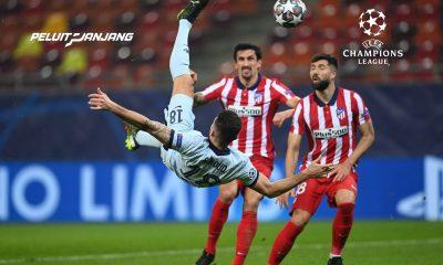 Atletico Madrid 0-1 Chelsea