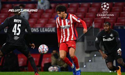 Atletico Madrid 3-2 RB Salzburg