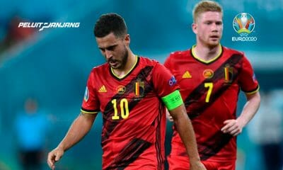 Begini Pengaruh Hilangnya Kevin De Bruyne dan Eden Hazard Jelang Laga Kontra Italia