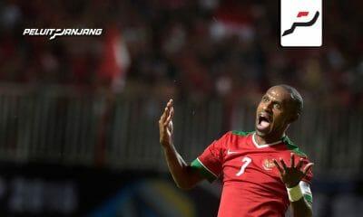 Boaz Solossa, salah 1 dari 10 pemain terbaik Indonesia sepanjang masa (Kredit: Rappler)