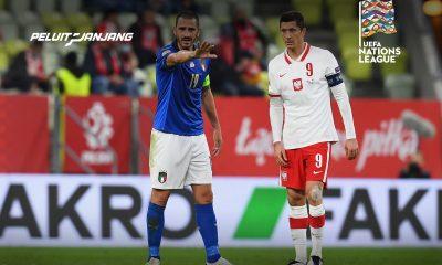 Bonucci dan Lewandowski