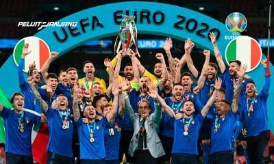 Cara dan Resep Roberto Mancini Bawa Italia Juara Euro 2020