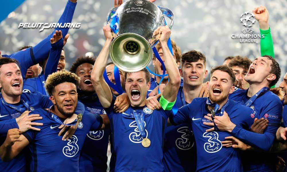 Chelsea juara Liga Champions 2020-2021, berikut jadwal 2021-2022 (Kredit: Sky Sports)