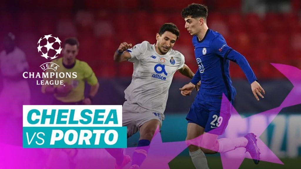 Chelsea 0-1 Porto 8 Besar – 2nd Leg