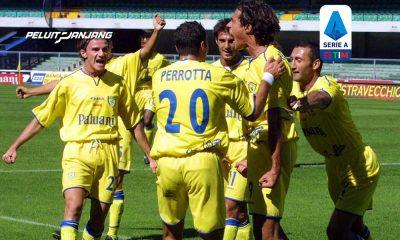 Chievo Verona: Keledai Terbang Yang Sudah Tidak Akan Terbang Lagi (Kredit: Sky Sport)