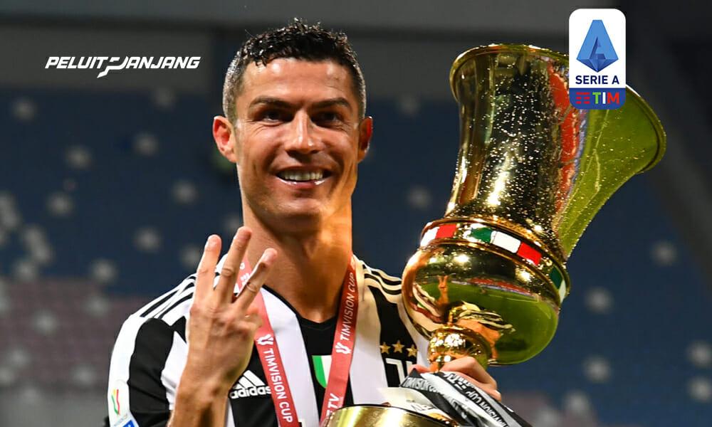 Cristiano Ronaldo Bertahan di Juventus