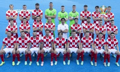 Daftar Skuad Kroasia Euro 2020