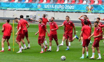 Daftar Skuad Makedonia Utara untuk Euro 2020 Goran Pandev Pimpin Turnamen Pertama Negaranya