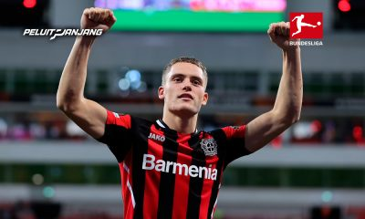 "Datang dari Keluarga Sepak Bola, Florian Wirtz ""Flourish"" dengan Jerman dan Bayer Leverkusen (Kredit: Daily Mail)"