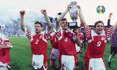 Denmark juara Euro 1992