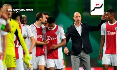 Erik ten Hag, pelatih Ajax Amsterdam 2021-2022 (Kredit: ajaxshowtime.com)