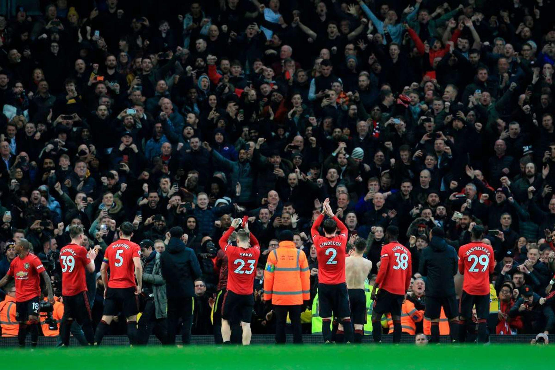 Fans di Stadion