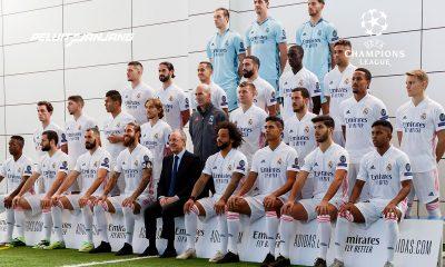 Foto tim Real Madrid 2021
