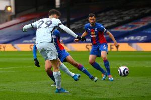 Gol Kai Havertz vs Crystal Palace
