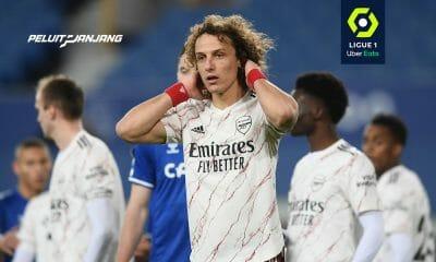 Habis Kontrak di Arsenal, David Luiz ke Marseille