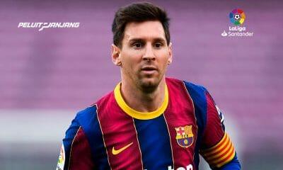 Hari Ini, Lionel Messi Resmi Tidak Punya Klub Setelah Kontrak di Barcelona Habis