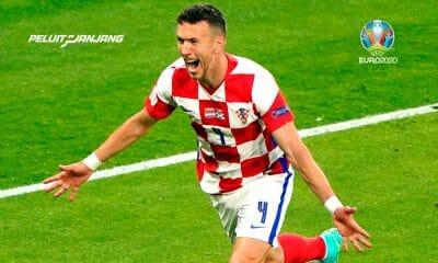 Ivan Perisic Positif Covid-19, Kroasia Kehilangan Juru Gedor Andalan