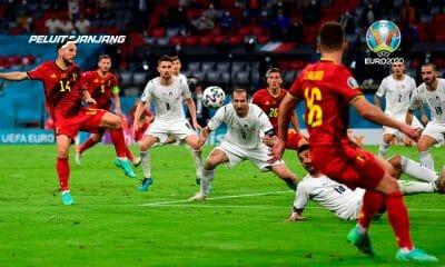 Jadwal Semifinal Euro 2020