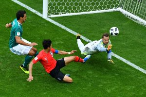 Jerman disingkirkan Korea Selatan di Piala Dunia 2018 Rusia