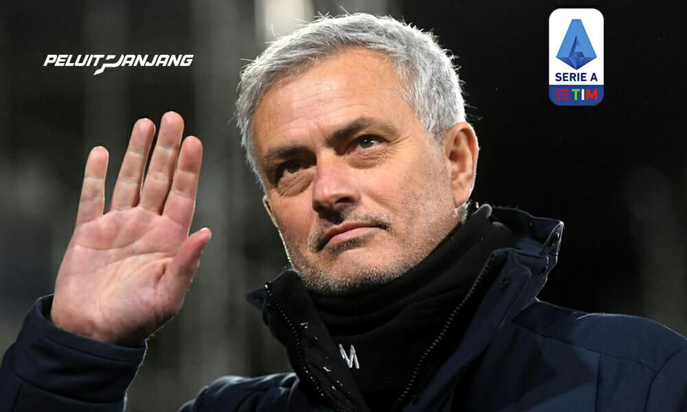 Jose Mourinho Serie A: reuni?