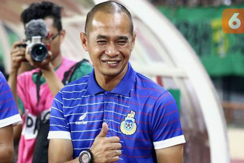 Kurniawan Dwi Yulianto, pemain Indonesia yang pernah bermain di Malaysia bersama Serawak (1)