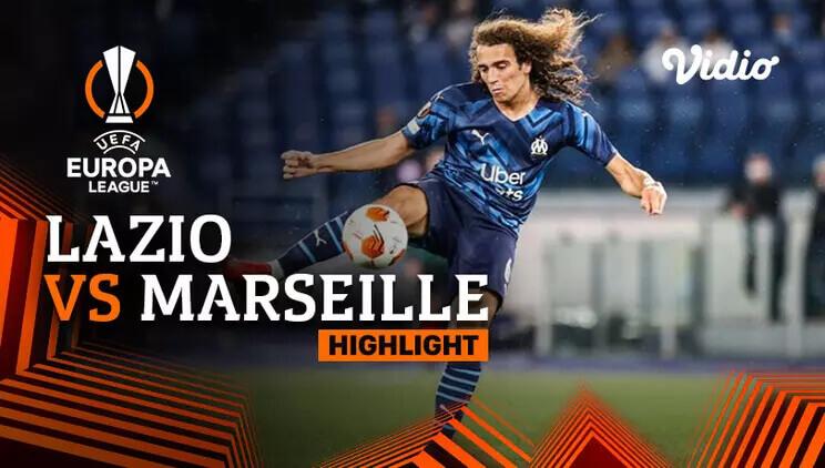 Lazio 0-0 Olympique de Marseille Pekan 3