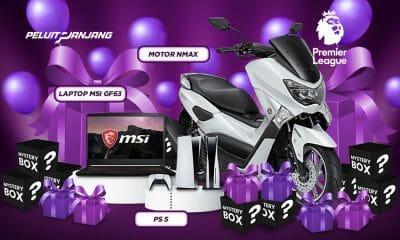 Liga FPL Peluit Panjang Berhadiah Motor NMAX, PS5, iPhone 12 dan Masih Banyak Lagi!