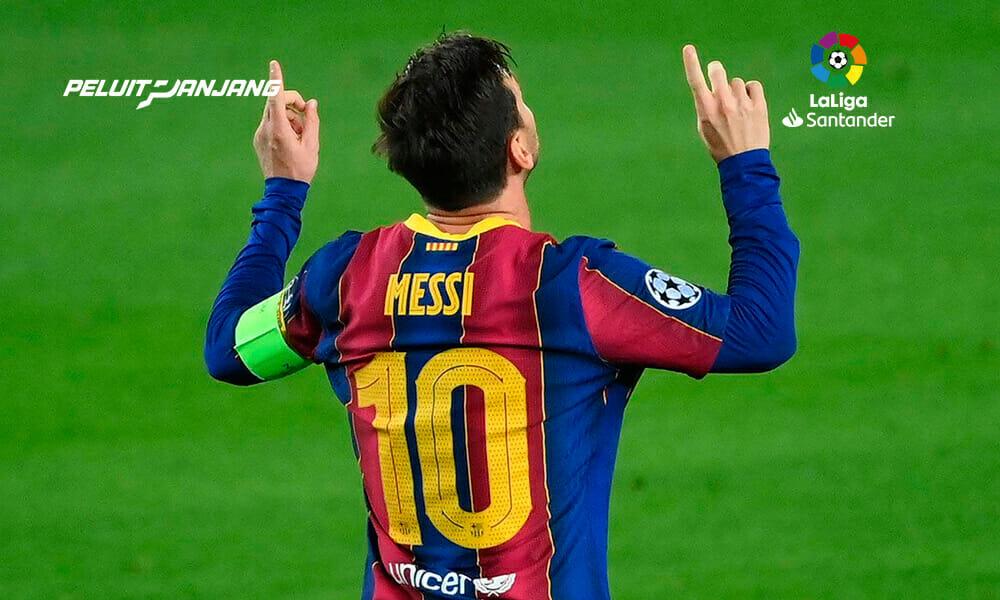 Lionel Messi Siap Potong Gaji 50% Demi Kontrak 5 Tahun di Barcelona