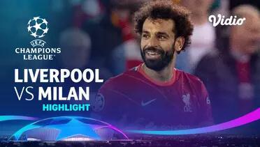 Liverpool 3-2 Milan Pekan 1