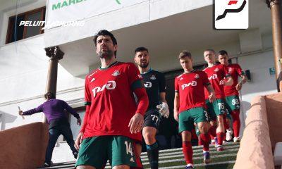 Lokomotiv Moscow team