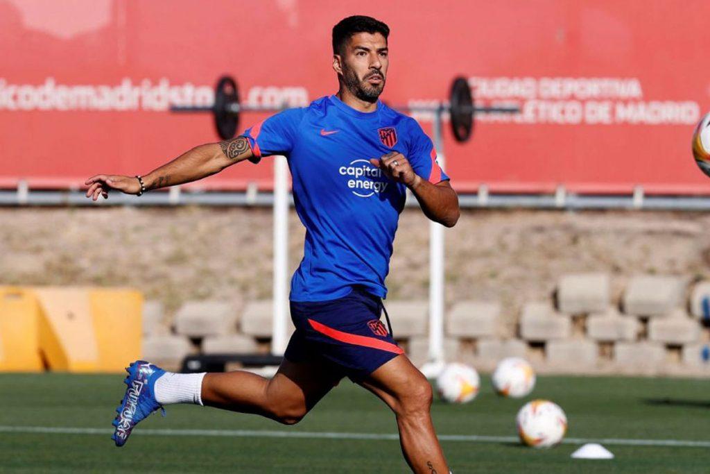 Luis Suarez, penyerang Atletico Madrid (Kredit: as.com)