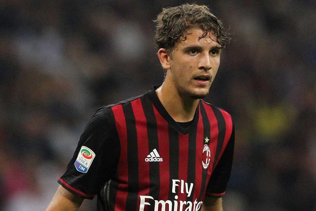 Manuel Locatelli di AC Milan (Kredit: sempremilan.com)