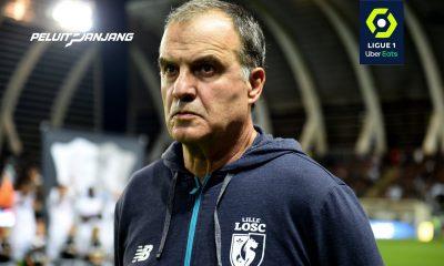 Marcelo Bielsa saat menjadi manajer LOSC Lille
