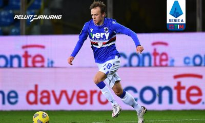 Mikkel Damsgaard Sampdoria by Alessandro Sabattini