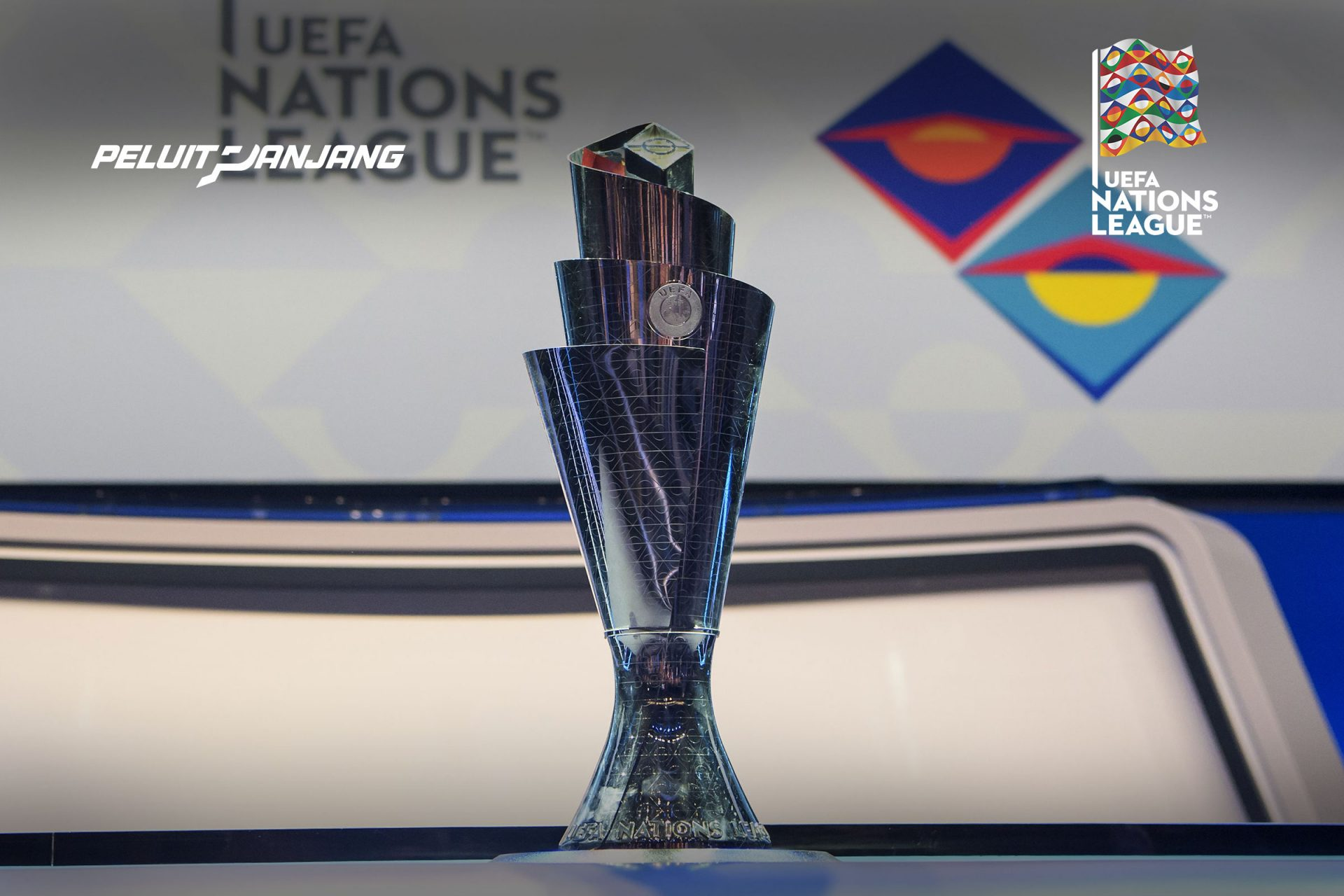 Nations League trophy