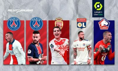 Neymar, Mbappe, Ben Yedder, Depay, dan Yilmaz
