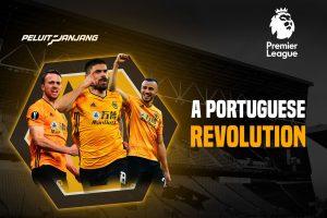 Pemain Wolves Berkebangsaan Portugal