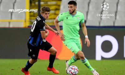 Pemain dari Club Brugge dan Lazio