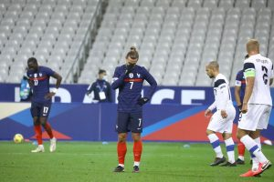 Perancis 0-2 Finlandia