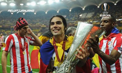 Radamel Falcao, Top Skor Sepanjang Masa Liga Eropa (Kredit: UEFA.com)