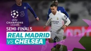 Real Madrid 1-1 Chelsea Semi-Final 1st Leg