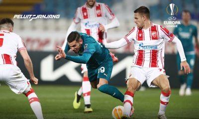FK Crvena Zvezda 2-2 AC Milan