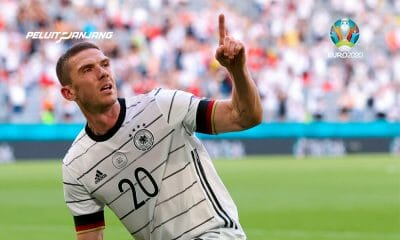 Robin Gosens: Dulu Ditolak Cristiano Ronaldo, Kini Permalukan CR7