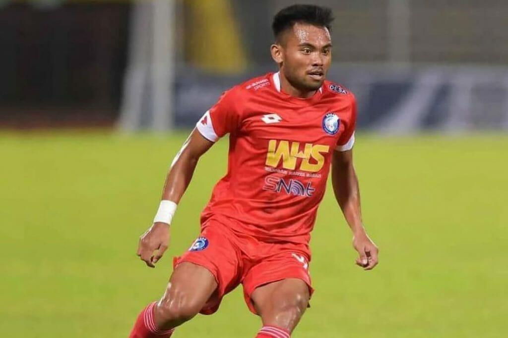 Saddil Ramdani di Sabah FA, Malaysia
