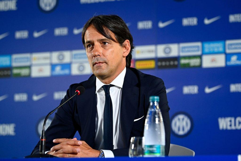 Simone Inzaghi, pelatih Inter Milan (Kredit: inter.it)