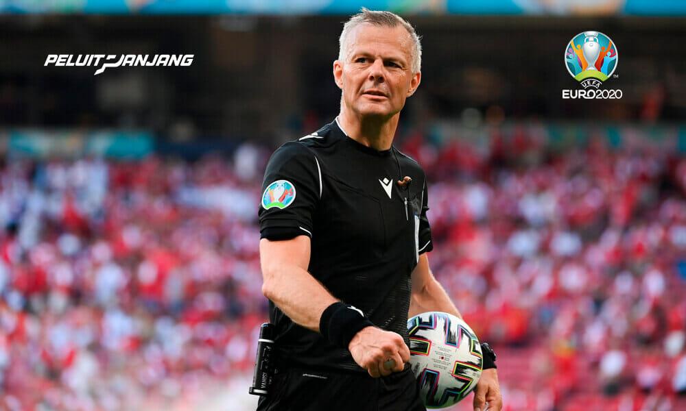 Statistik Bjorn Kuipers di Musim 2020-2021, Wasit Final Euro 2020 (1)